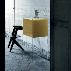 Float | Tables consoles | Glas Italia