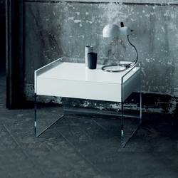 Float | Night stands | Glas Italia