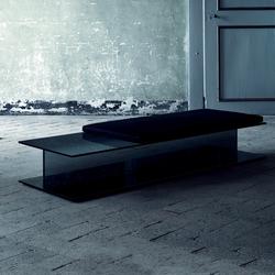 I Beam | Upholstered benches | Glas Italia