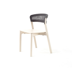 Cafe chair white | Sedie multiuso | Arco