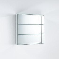 Mirror Mirror Specchi | Wandregale / Ablagen | Glas Italia