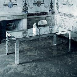 Mirror Mirror Tavolo Alto | Tables de repas | Glas Italia