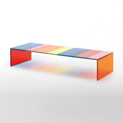 The Dark Side of the Moon | Lounge tables | Glas Italia