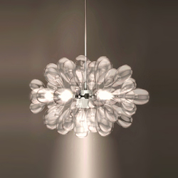 Blossom | Pendant lights in glass | Isabel Hamm