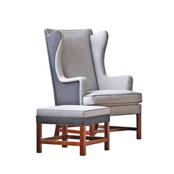 Wingchair 6212 | Fauteuils | Carl Hansen & Søn