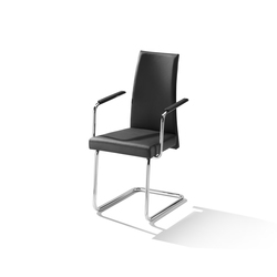 ALVARO chair | Visitors chairs / Side chairs | die Collection