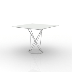 Faz table 90 | Dining tables | Vondom