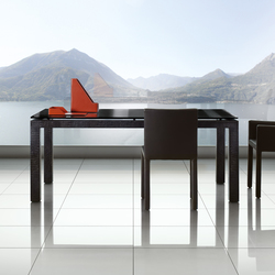 Abaco Table | Restaurant tables | Enrico Pellizzoni