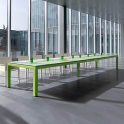 Abaco Meeting | Restaurant tables | Enrico Pellizzoni