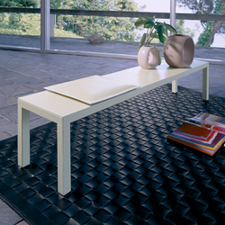 Abaco Bench | Upholstered benches | Enrico Pellizzoni