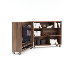 MOOVE Regal/Sideboard | Hifi/TV Schränke / Kommoden | die Collection