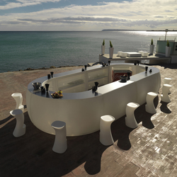 Fiesta | Bar counters | Vondom