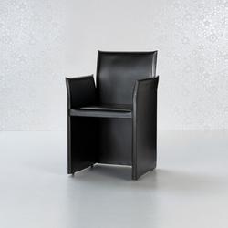 Alfa Armchair | Restaurantstühle | Enrico Pellizzoni
