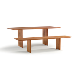 Light Table Bench | Tavoli e panche | Riva 1920