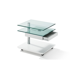 LUCA side table | Mesas auxiliares | die Collection