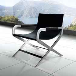 Crossover Easy chair | Sillones lounge | Enrico Pellizzoni