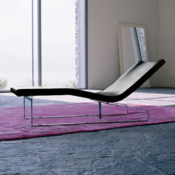 Day-Bed Chaise Longue | Chaise longue | Enrico Pellizzoni