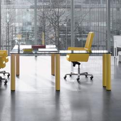 Fagus Desk | Escritorios individuales | Enrico Pellizzoni