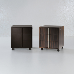 Fusion Chest of drawers | Cabinets | Enrico Pellizzoni