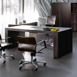 Fusion Desk | Executive desks | Enrico Pellizzoni