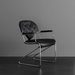 Sam Easy Chair | Chaises | Dux
