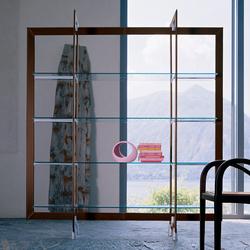 Lily Bookshelf | Shelving | Enrico Pellizzoni