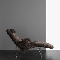 Superspider Lounge chair | Poltrone | Dux