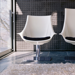 Lullaby Armchair low back | Sillones lounge | Enrico Pellizzoni