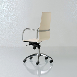 Micad Swivel chair high back | Management chairs | Enrico Pellizzoni
