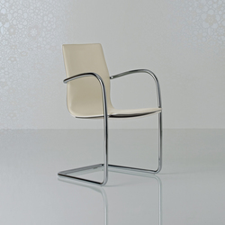 Micad Chair | Visitors chairs / Side chairs | Enrico Pellizzoni