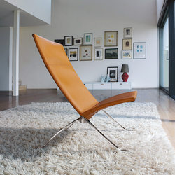 Mood Easy chair high back | Lounge chairs | Enrico Pellizzoni