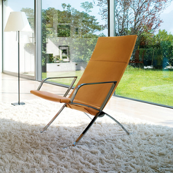 Mood Easy chair alta | Poltrone | Enrico Pellizzoni