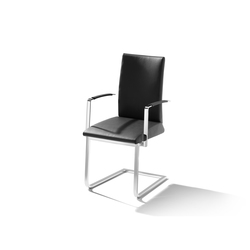 ROCCO chair | Visitors chairs / Side chairs | die Collection