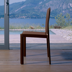 Pasqualina Chair | Restaurant chairs | Enrico Pellizzoni