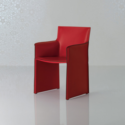 Pasqualina Longue Armchair | Visitors chairs / Side chairs | Enrico Pellizzoni