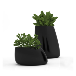 Stone pot | Pflanzgefässe | Vondom