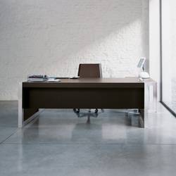 Strato Desk | Executive desks | Enrico Pellizzoni