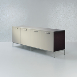Valeo Storage units low | Meubles de rangement | Enrico Pellizzoni