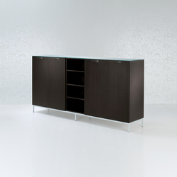 Valeo Storage units high | Cabinets | Enrico Pellizzoni