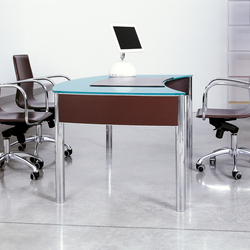 Valeo Desk | Executive desks | Enrico Pellizzoni