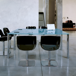 Valeo Table | Restauranttische | Enrico Pellizzoni