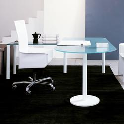 Valeo Desk | Individual desks | Enrico Pellizzoni