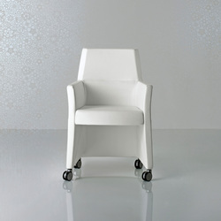 Web Armchair Longue | Visitors chairs / Side chairs | Enrico Pellizzoni