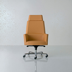 Web President Swivel armchair | Executive chairs | Enrico Pellizzoni