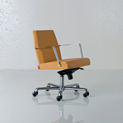 Web Swivel armchair | Task chairs | Enrico Pellizzoni