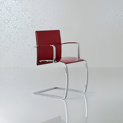Zen Chair | Visitors chairs / Side chairs | Enrico Pellizzoni