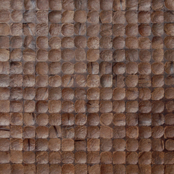 Cocomosaic tiles espresso bliss 02-210 | Coconut mosaics | Cocomosaic