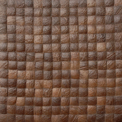 Cocomosaic tiles espresso grain 04-210 | Mosaïques | Cocomosaic