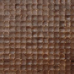 Cocomosaic tiles espresso luster 02-211 | Mosaïques en coco | Cocomosaic