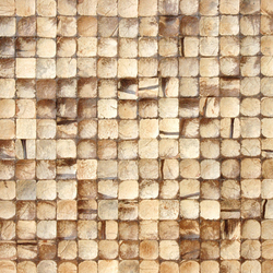 Cocomosaic tiles natural bliss 02-47 | Coconut mosaics | Cocomosaic